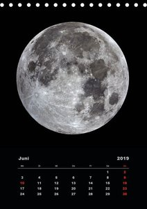 Wunderbares Universum (Tischkalender 2019 DIN A5 hoch)