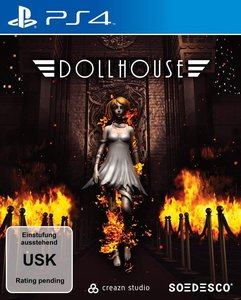 Dollhouse, 1 PS4-Blu-ray Disc