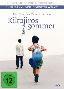 Kikujiros Sommer (4-Disc Limit