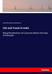 Life and Travel in India