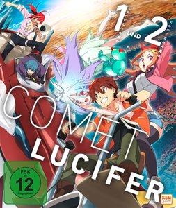Comet Lucifer, 2 Blu-ray (Complete Edition)