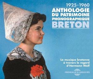 Anthologie Du Patrimoine Phonographique Breton-L
