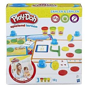 Hasbro Play-Doh B3406100 - Zahlen & Zählen, Knete