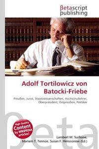 Adolf Tortilowicz von Batocki-Friebe