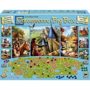 Carcassonne, Big Box 2017 (Spiel)