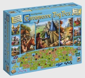 Carcassonne, Big Box 2017 (Spiel)