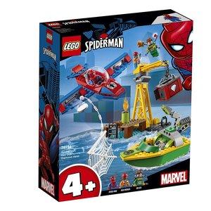 LEGO® Spider-Man 76134 - Diamantenraub mit Doc Ock