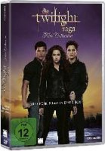Die Twilight Saga 1-5 - Film Collection