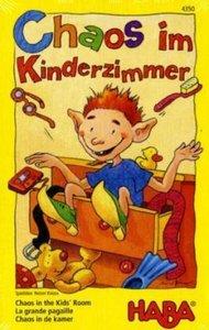 Chaos im Kinderzimmer
