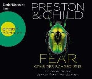 Fear-Grab Des Schreckens