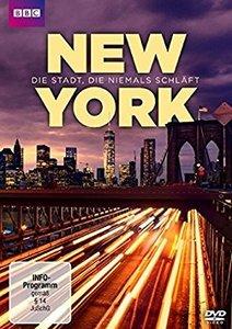 New York - Die Stadt, die niemals schläft, 1 DVD