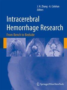 Intracerebral Hemorrhage Research