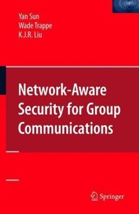 Network-Aware Security for Group Communications
