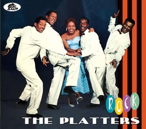The Platters-Rock (CD)