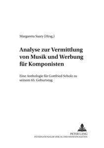 Analyse zur Vermittlung von Musik und Werbung für Komponisten