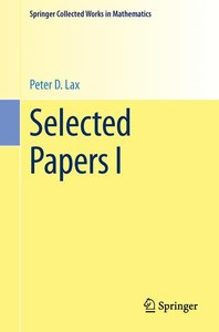 Selected Papers I