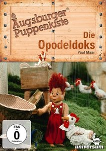 Augsburger Puppenkiste-Die Opodeldoks