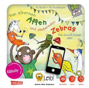 LeYo!: Von albernen Affen und zaubernden Zebras