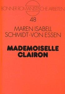 Mademoiselle Clairon