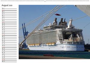 Giganten der Meere - Kreuzfahrtschiffe