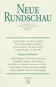 Neue Rundschau 2000/3