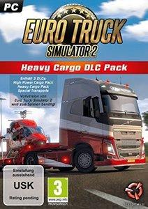 Euro Truck Simulator 2, Heavy Cargo DLC Pack, 1 CD-ROM