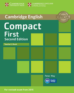 Compact First. Workbook with answers