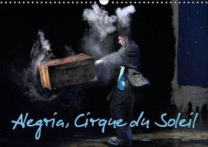 Alegria, Cirque du Soleil (Calendrier mural 2015 DIN A3 horizont