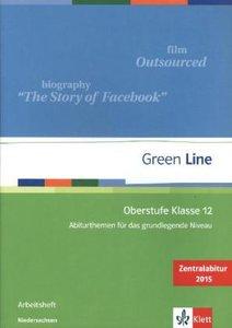 Green Line Oberstufe Klasse 12 Niedersachsen