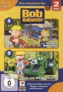 Bob, der Baumeister 2er DVD Schuber 05 (Folge 24 & 25)