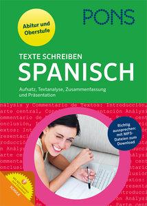 PONS Texte schreiben Spanisch