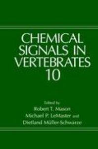 Chemical Signals in Vertebrates 10