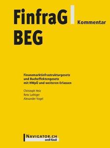 Vogel, A: FinfraG/BEG Kommentar