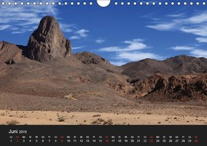 Die Sahara in Algerien / CH-Version (Wandkalender 2019 DIN A4 qu