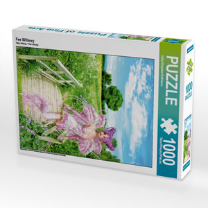 Fee Willowy 1000 Teile Puzzle hoch