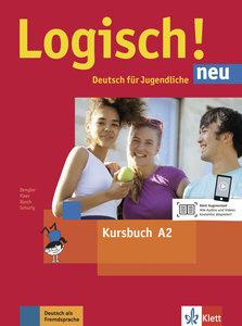 Logisch! Neu A2 - Kursbuch mit Audio-Dateien zum Download