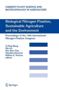 Biological Nitrogen Fixation, Sustainable Agriculture and the En