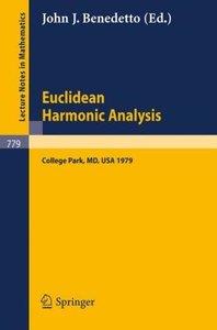 Euclidean Harmonic Analysis