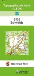 Schweich 1 : 25 000