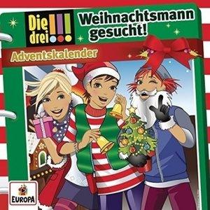Die drei !!! - Weihnachtsmann gesucht (Ausrufezeichen)