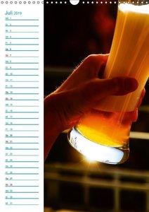 Bier (Wandkalender 2019 DIN A3 hoch)