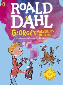 George\'s Marvellous Medicine (Colour Book And
