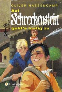 Die Jungen von Burg Schreckenstein 02. Auf Schreckenstein geht's