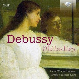 Debussy:Melodies