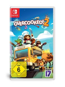 Overcooked! 2 - (Nintendo Switch)