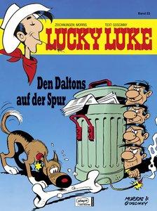 Lucky Luke 23. Den Daltons auf der Spur