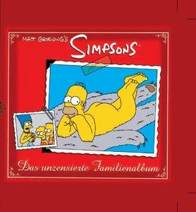 Simpsons: Das unzensierte Familienalbum
