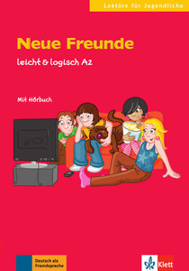 Neue Freunde. Buch mit Audio-CD A2