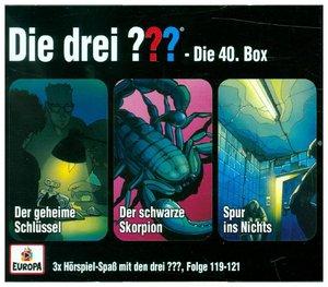40/3er Box (Folgen 119,120,121)