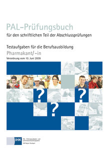 PAL-Prüfungsbuch Pharmakant/-in